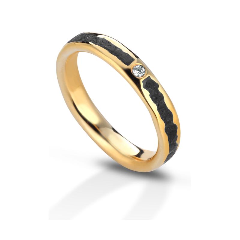 Aeolian ring diamond