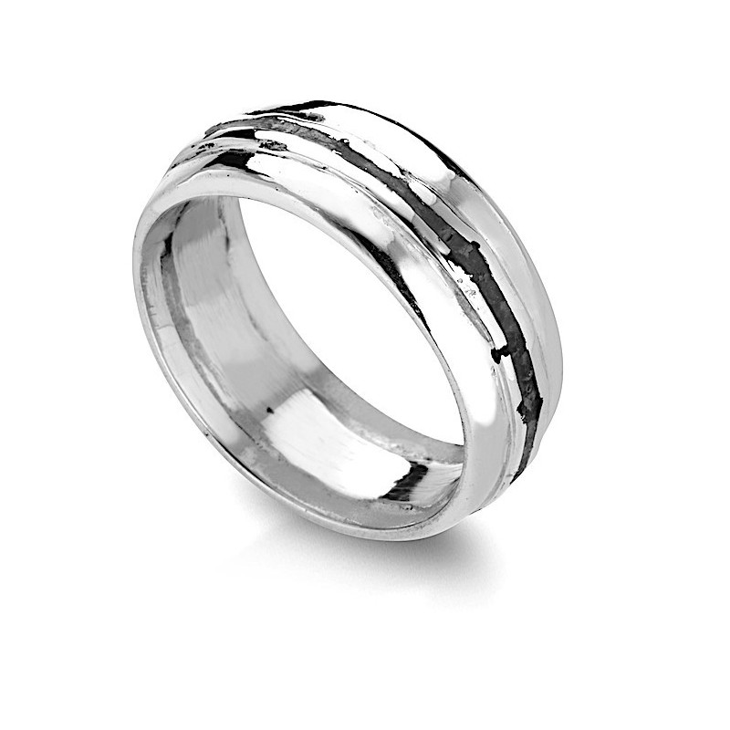 Aeolian ring band